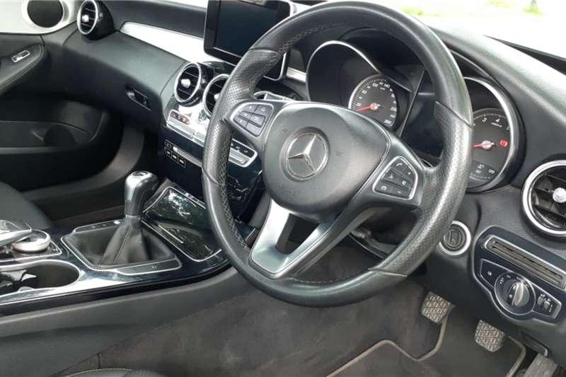 Used 2018 Mercedes Benz C Class C180