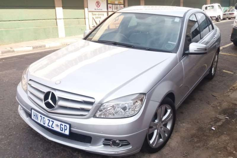 Mercedes Benz C-Class C180 Advantage 2010