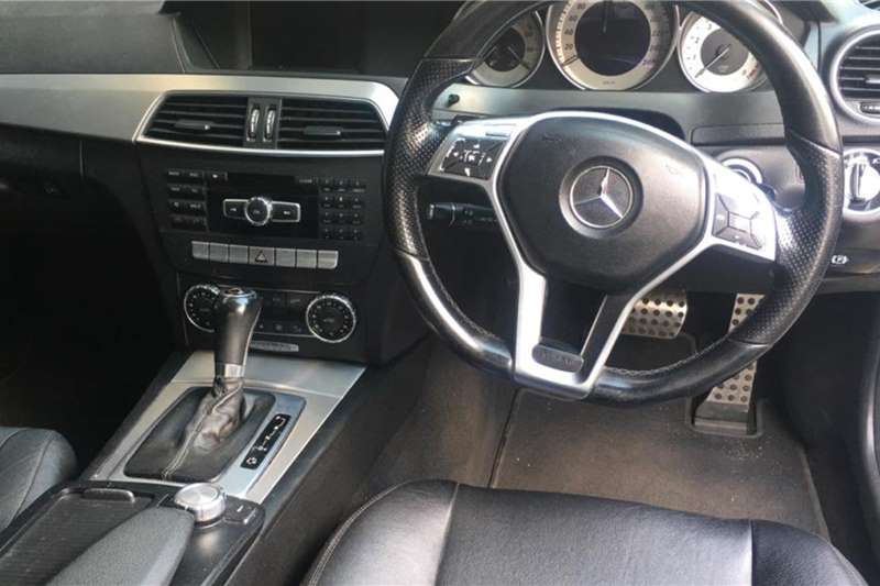 Mercedes Benz C Class C180 AMG Line auto 2012