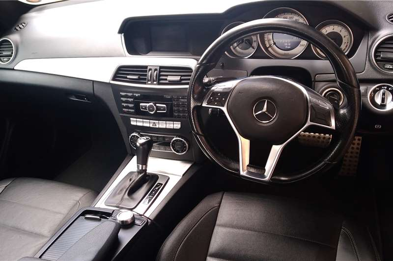 2012 Mercedes Benz C Class C180 AMG Line auto