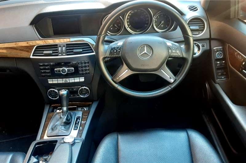 Used 2012 Mercedes Benz C Class C180 AMG Line auto