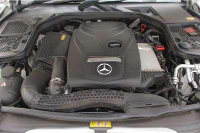 Mercedes Benz C Class C180 AMG Line auto 2014