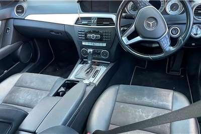 2014 Mercedes Benz C Class C180 AMG Line auto