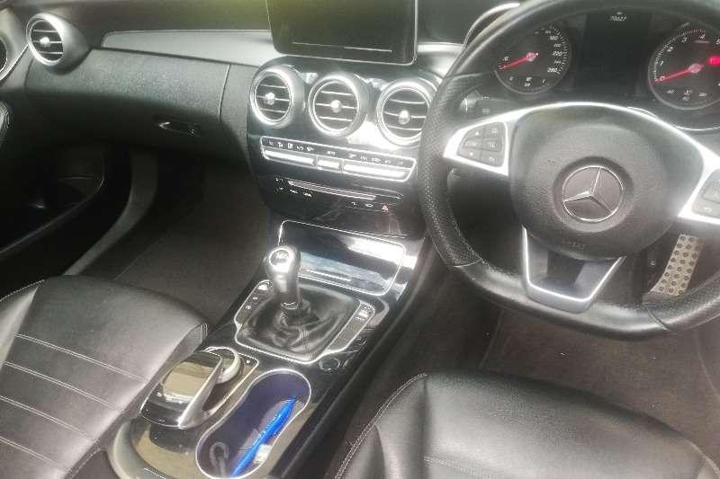 2015 Mercedes Benz C Class C180 AMG Line auto
