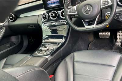 Mercedes Benz C Class C180 AMG Line auto 2015