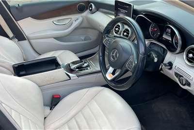 Used 2015 Mercedes Benz C Class C180 AMG Line auto