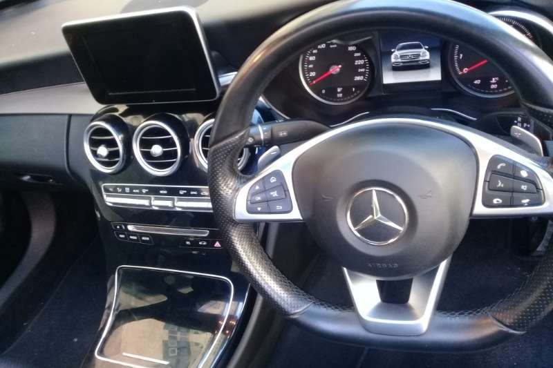 Used 2016 Mercedes Benz C Class C180 AMG Line auto