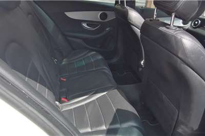 Mercedes Benz C Class C180 AMG Line auto 2016