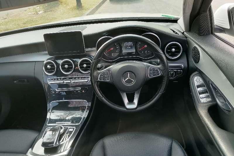 2016 Mercedes Benz C Class C180 AMG Line auto