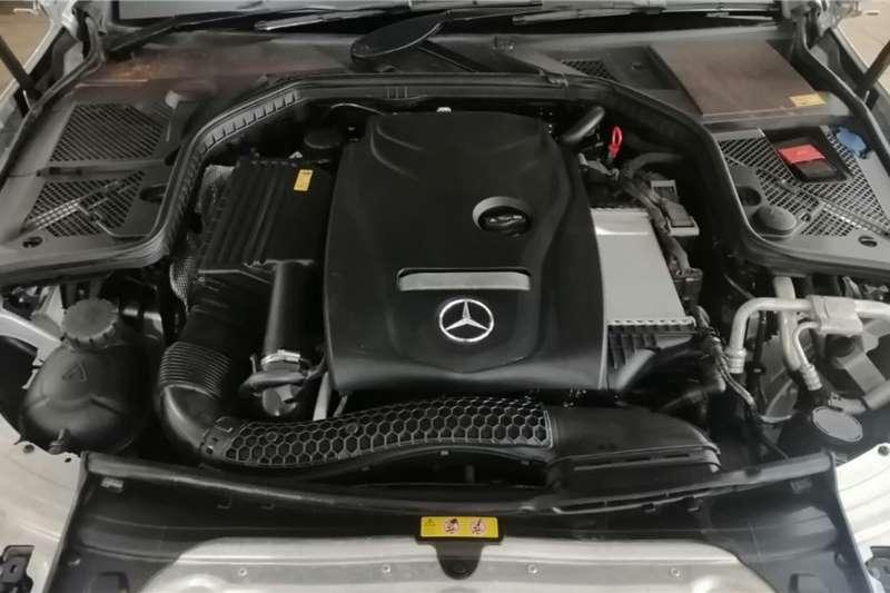 Mercedes Benz C Class C180 AMG Line auto 2017