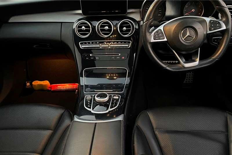 2017 Mercedes Benz C Class C180 AMG Line auto