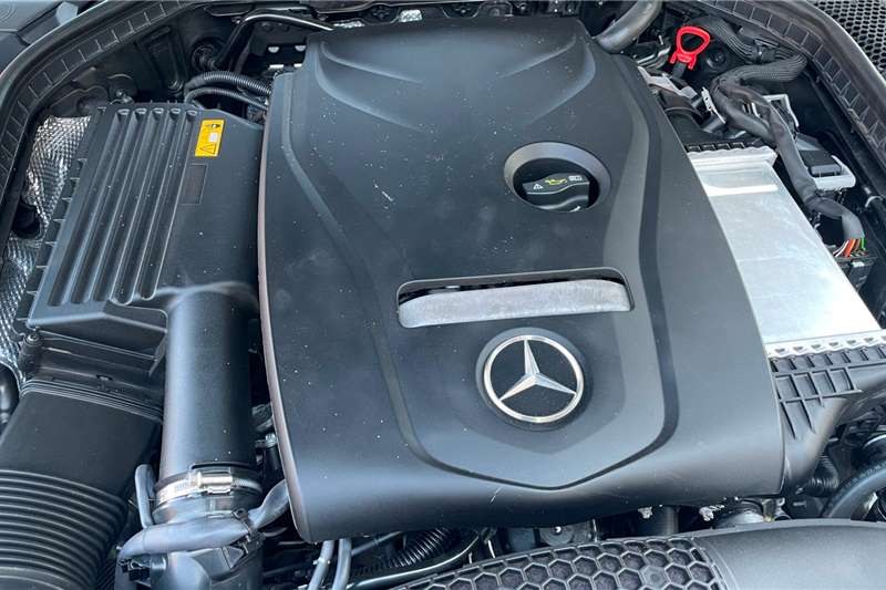 Used 2017 Mercedes Benz C Class C180 AMG Line auto
