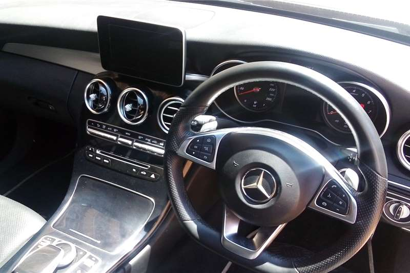 2018 Mercedes Benz C Class C180 AMG Line auto