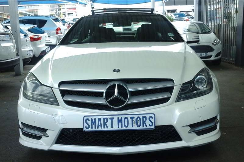 Mercedes Benz C Class C180 AMG Sports 2012