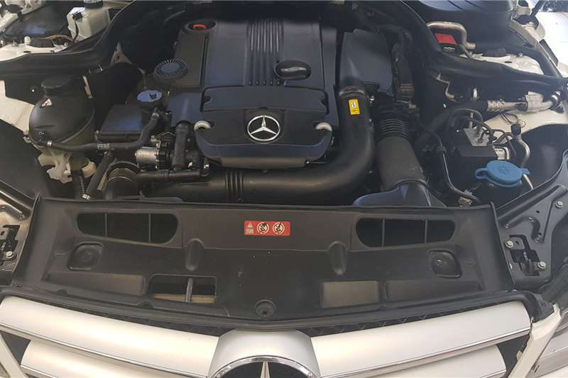 Mercedes Benz C Class C180 AMG Sports 2012