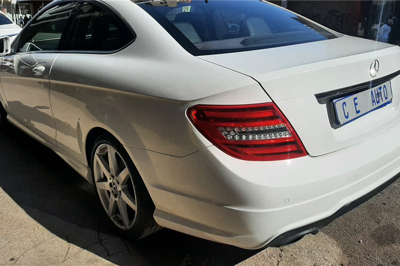 Used 2013 Mercedes Benz C Class C180 AMG Sports
