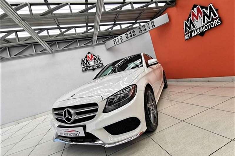 Mercedes Benz C Class C180 AMG Sports 2014