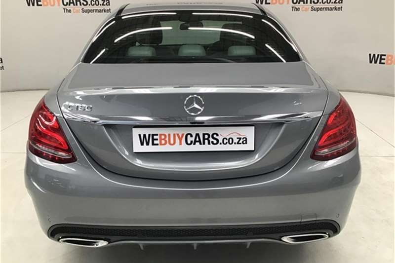 Mercedes Benz C Class C180 AMG Sports 2015