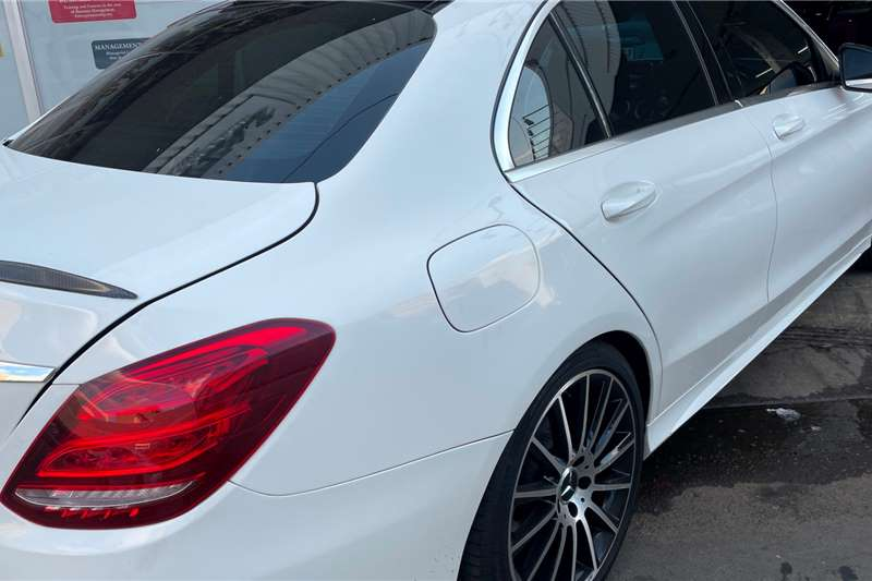 Used 2017 Mercedes Benz C Class C180 AMG Sports