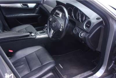 Used 2012 Mercedes Benz C Class C180 AMG Sports auto