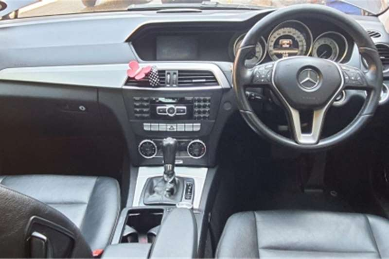 Used 2013 Mercedes Benz C Class C180 AMG Sports auto