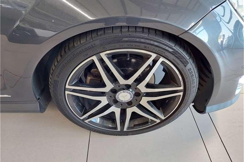 2014 Mercedes Benz C Class C180 AMG Sports auto