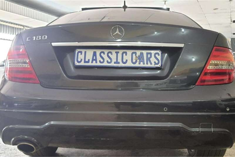 Used 2014 Mercedes Benz C Class C180 AMG Sports auto