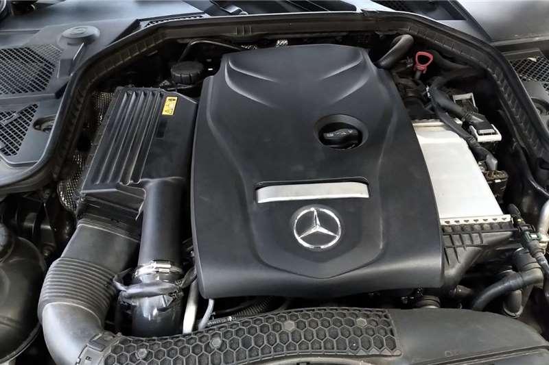Mercedes Benz C Class C180 AMG Sports auto 2015
