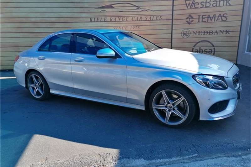 Used 2015 Mercedes Benz C Class C180 AMG Sports auto
