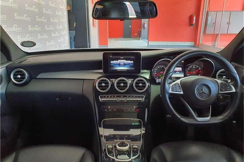 2016 Mercedes Benz C Class C180 AMG Sports auto