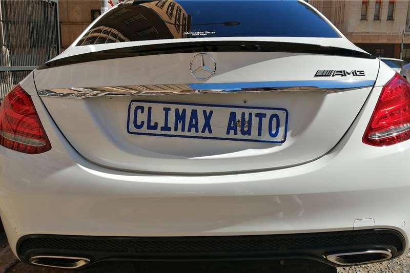 Mercedes Benz C Class C180 AMG Sports auto 2017