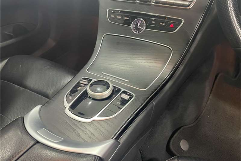 Used 2017 Mercedes Benz C Class C180 AMG Sports auto