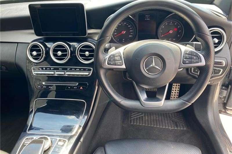 Mercedes Benz C Class C180 AMG Sports auto 2018