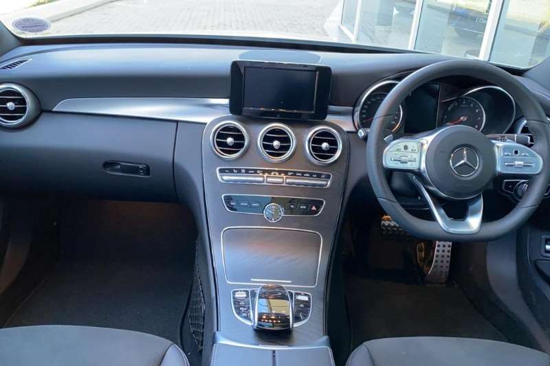 Mercedes Benz C Class C180 AMG Sports auto 2019