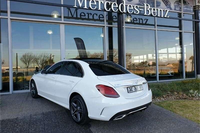Mercedes Benz C Class C180 AMG Sports auto 2019