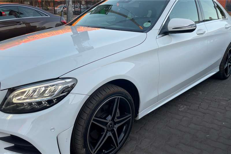 Used 2019 Mercedes Benz C Class C180 AMG Sports auto