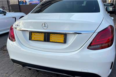 Used 2020 Mercedes Benz C Class C180 AMG Sports auto