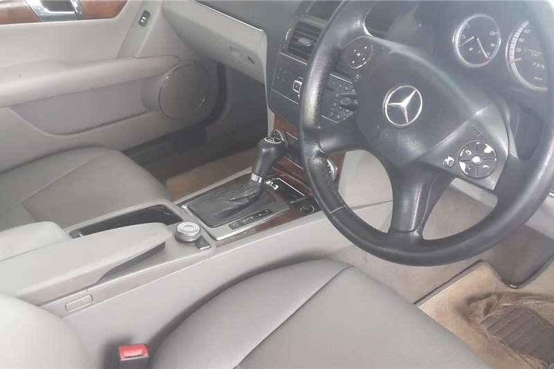 Mercedes Benz C Class C180 auto 2008