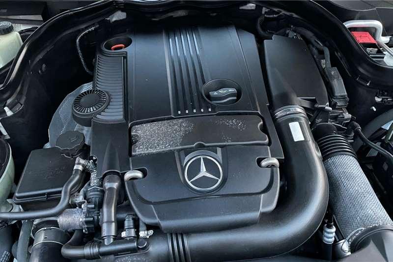 Used 2010 Mercedes Benz C Class C180 auto