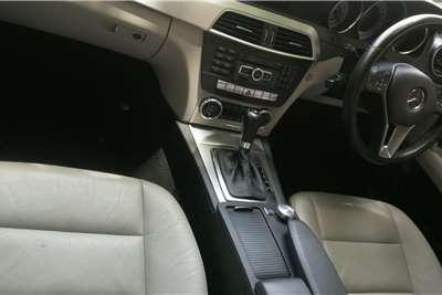 Used 2011 Mercedes Benz C Class C180 auto