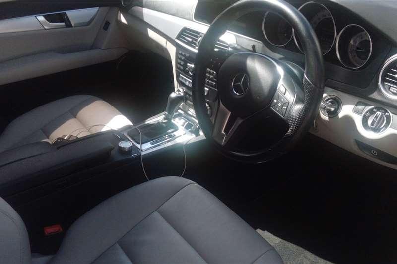 Mercedes Benz C Class C180 auto 2011
