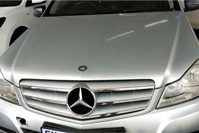 Mercedes Benz C Class C180 auto 2012