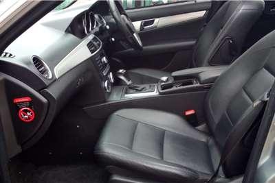 Used 2013 Mercedes Benz C Class C180 auto