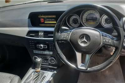 Mercedes Benz C Class C180 auto 2013