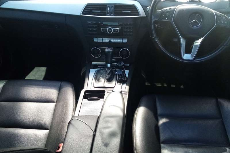 2013 Mercedes Benz C Class C180 auto