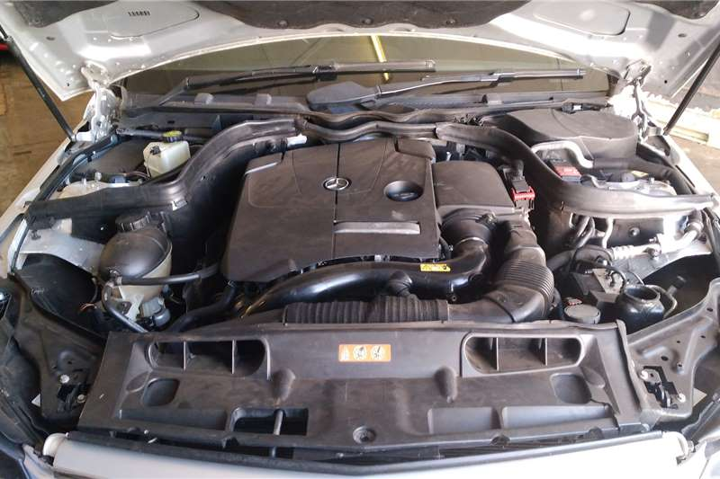 Used 2014 Mercedes Benz C Class C180 auto