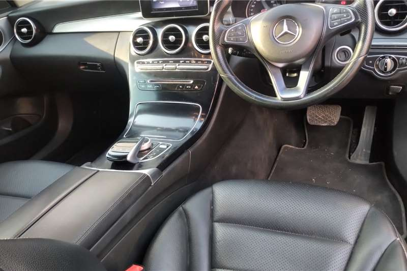 Mercedes Benz C Class C180 auto 2015