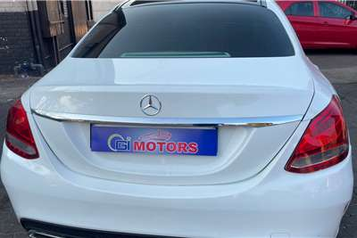 2015 Mercedes Benz C Class C180 auto