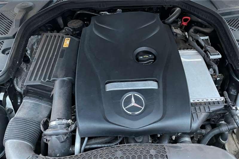 Used 2015 Mercedes Benz C Class C180 auto