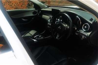 Used 2016 Mercedes Benz C Class C180 auto